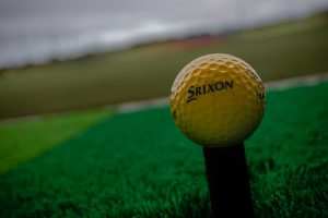Ball-on-tee